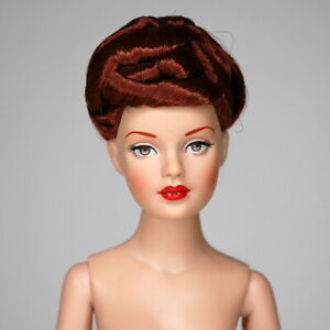 Tonner Tiny Kitty Collier Aurora Nude Doll Redhead Updo