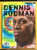 Dennis Rodman Magazine Issue 5 Chicago Bulls Rare Issue LAST DANCE