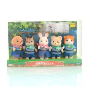 Sylvanian Families EXPEDITION TEAM SET Calico Critters Japan 2019
