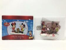DEPT 56 DISNEY A TREAT FOR MINNIE'S DOG 811278 MICKEY'S MERRY CHRISTMAS VILLAGE