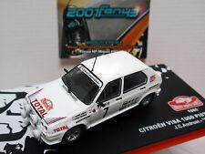 Citroen visa 1000 Pistes - 1985 #7 Rallye Monte Carlo (1 43) Andruet