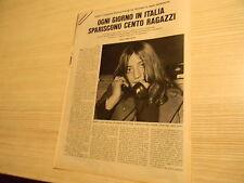 MA28-Clipping-Ritaglio  1969 Daniela e Narciso Parigi