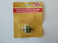 W-0106 Vintage Kyosho Optima Mid  On-Way Diff (NEW)