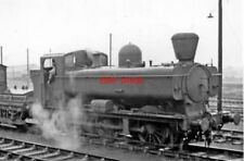 PHOTO  GWR COLLETT 8750 CLASS 0-6-0PT NO 4601 AT DIDCOT 1948