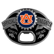 Auburn Tigers Tailgater Belt Buckle with Bottle Opener NCAA Licensed