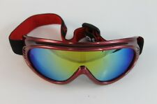 C887RED Kids UV glasses goggles Protection for hunting ski snowshoe