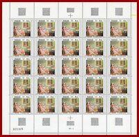 France 1982, Art, tableau de Balthus, rare feuille ** MNH, YT 2245, Mi 2365
