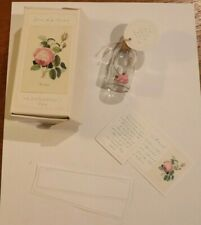 Rare Anthropologie Roseywillis Message In a Bottle Love Valentine's New $18 Uk