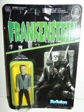 "FRANKENSTEIN ReAction Retro Figure Funko MONSTERS 3.75"" Action Figure UNPUNCHED"