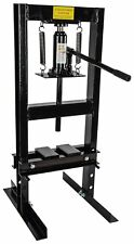 JEGS Performance Products 81518 Hydraulic Shop Press 6-Ton Table Top Mount Worki