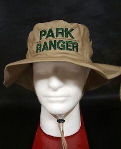 PARK RANGER Boonie Hat Forestry Service USNPS hat