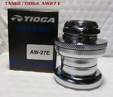 "TIOGA TANGE AW-27E Headset 1"" Old School BMX 1970's Quill Style  aw27 dyna gt"