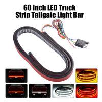 "60"" Truck Tailgate LED Light Bar Brake Reverse Turn Signal Stop Strip LD2298"