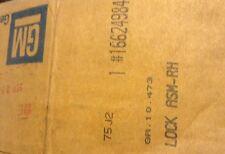 Rt Rear Side Door Lock 91 92 Olds 98 Electra 92 Bonneville Lesabre 16624984