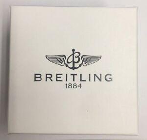 Breitling Empty Watch Box Storage Case With Cushion
