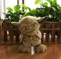 star wars Master Yoda stuffed plush doll dolls 20cm new  arrivel XN121