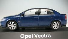 SCHUCO - OPEL Vectra - blau metallic - 1:43 - NEU in OVP - Modellauto