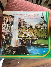 Miaskovsky- Symphony 23- Moscow Radio SO- Kovalyov- HMV Vinyl LP