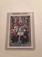 1992-93 Topps Shaquille O'Neal Rookie Card #362