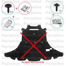 10 x tôle mère Vis Crochet Pour Audi BMW Seat Skoda Opel Ford PORSCHE VW