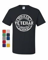 DD214 Veteran T-Shirt Military Service Duty Support Our Troops Tee Shirt