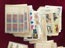 (475 +/-) 8 cent Plate Blocks MNH OG #95