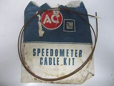 77-80 Chevrolet GMC C-Series Inner Speedometer Cable NOS 6479988