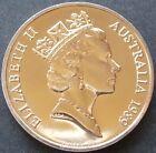 **1989 scarcer Australian 20 cent coin UNC **