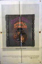 McCabe & Mrs. Miller Original Movie Poster One Sheet Movie Pin-up 1971 Beatty