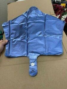 Anagram Foil Star Balloon Satin Azure New!!!