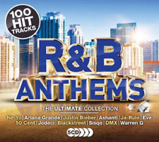 Various Artists : R&B Anthems CD (2017) ***NEW***