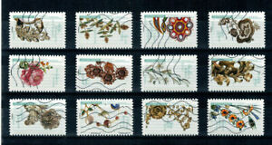 ˳˳ ҉ ˳˳FR105 France Flowers and Craftmanship 2017 complete set