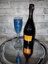 BLUE SPARKLY DRINKS DUST 10ML SHIMMER prosecco Wedding Birthday Baby shower