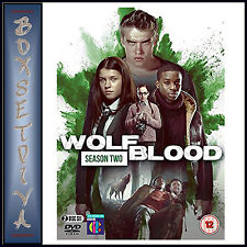 WOLFBLOOD - COMPLETE SEASON 2  *BRAND NEW DVD**