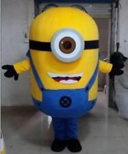 Details about  Hot sale!Minions Despicable Me Mascot Costume EPE Fancy Dress Ou