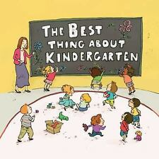 The Best Thing about Kindergarten by Jennifer Lloyd(2013,Hardcover)NEW W/Jacket