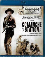 Blu Ray : Comanche Station - WESTERN - NEUF
