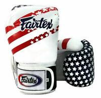 Fairtex BGV1 USA Flag Limited Edition Gloves