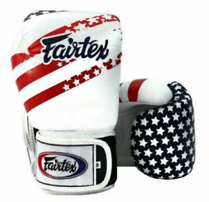 Fairtex BGV1 USA Flag Limited Edition Gloves