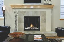 American Hearth Madison  36 Direct Vent Contemporary Clean Face Gas Fireplace