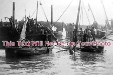 HA 33 - Attempt To Raise The Gladiator, Isle of Wight, Hampshire - 6x4 Photo