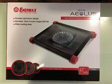 refroidisseur support ventilé enermax aeolus vegas pour pc portable