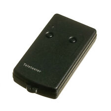 Tedsen Teletaster Handsender SLX2MD 40,685 Mhz 2-Kanal für Berner ELKA