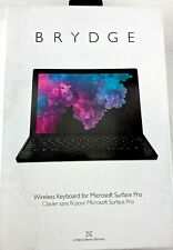 "Brydge Keyboard 12.3"" Aluminum Surface Pro 6,5,4."