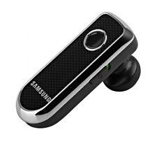 Unused Samsung WEP570 Wireless Bluetooth Headset  - BLACK CHROME -Bulk