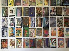 Mixed Lot 50 Australian Used Phonecards Telecom Telstra Phonecard Lot H