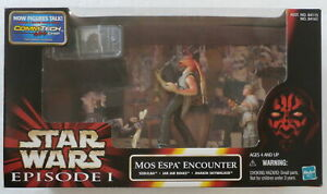 Star Wars Episode I Mos Espa Encounter (Hasbro, 1999) New in Box