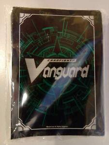 Cardfight!! Vanguard Green Logo PROMO Card Sleeves Bushiroad