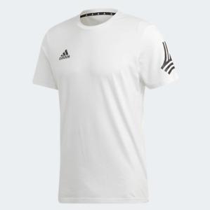 Adidas Men's Tango Tee Shirt, White