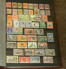 Ceylon Lot of over 65 Cancelled Stamps #5721